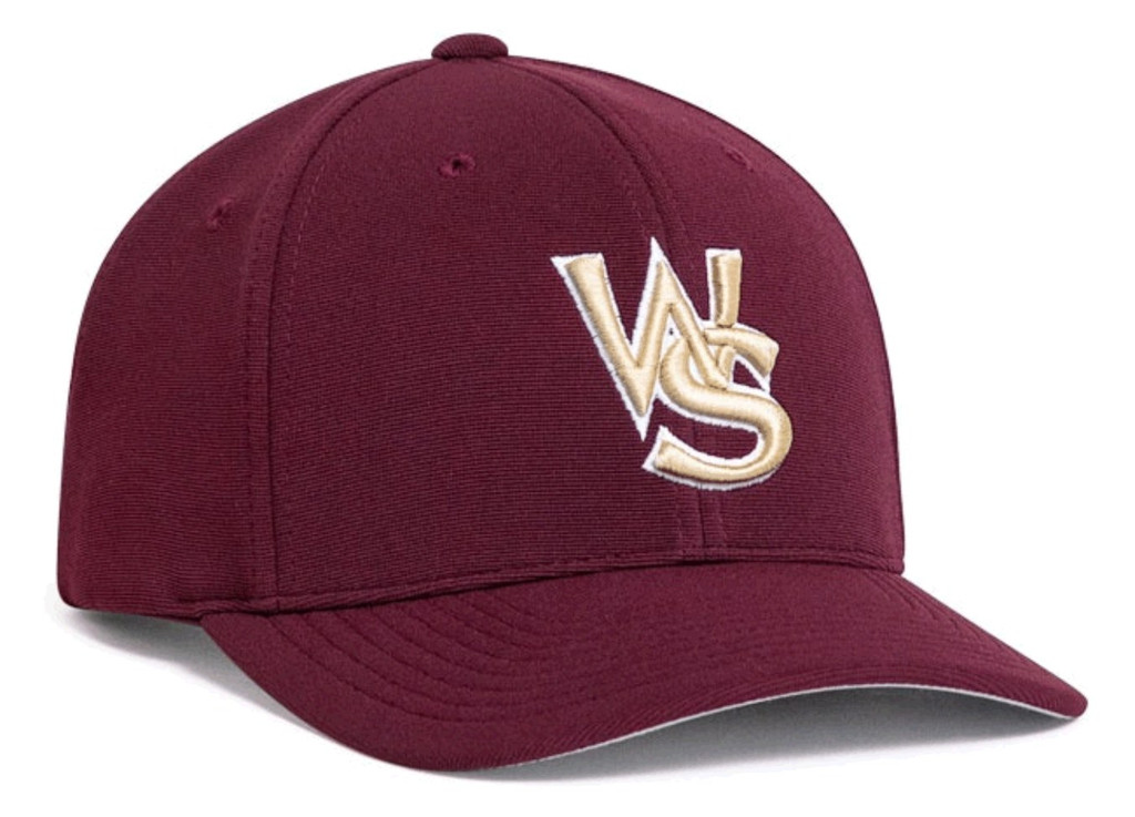 Pacific Headwear  298M M2 Performance Hook-and-Loop Adjustable Baseball Hat