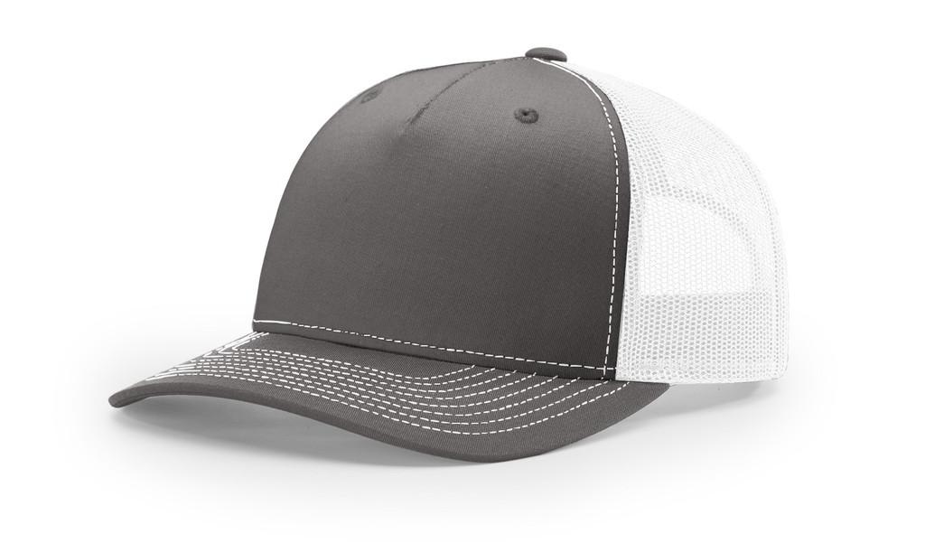 Richardson 112FP Five Panel Snapback Trucker Hat