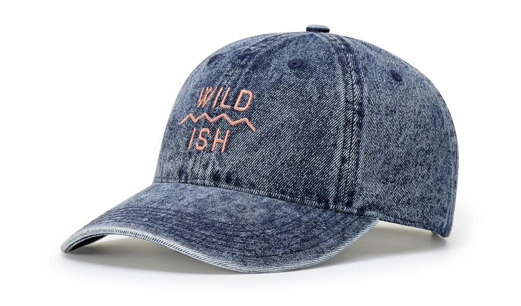 Richardson 382 Snow Washed Unstructured Adjustable Hat