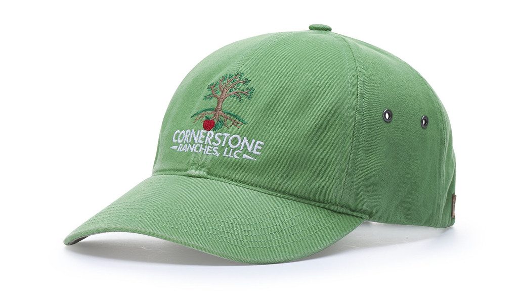 Richardson 330 Washed Chino Polo Unstructured Adjustable Hat