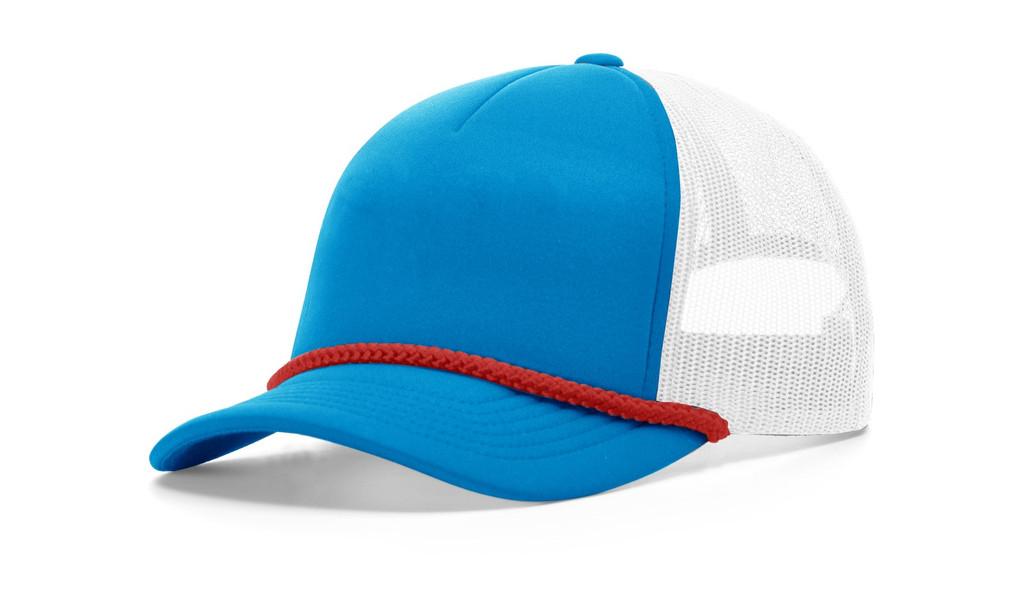 Richardson 213 Low Profile Foamie Adjustable Trucker Hat