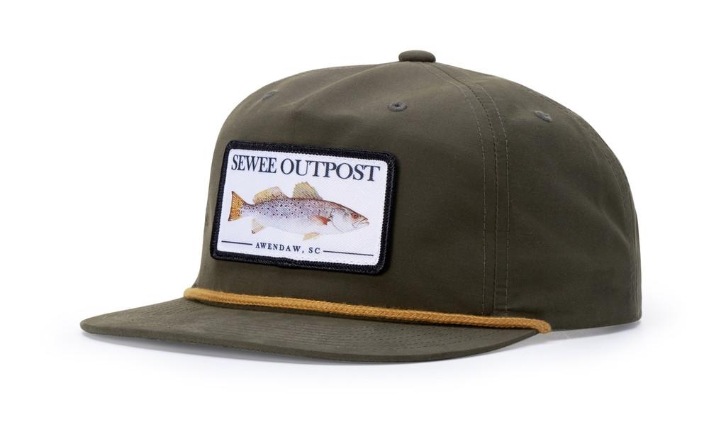 Richardson 256 Umpqua Fishermen's Flat Bill Hat