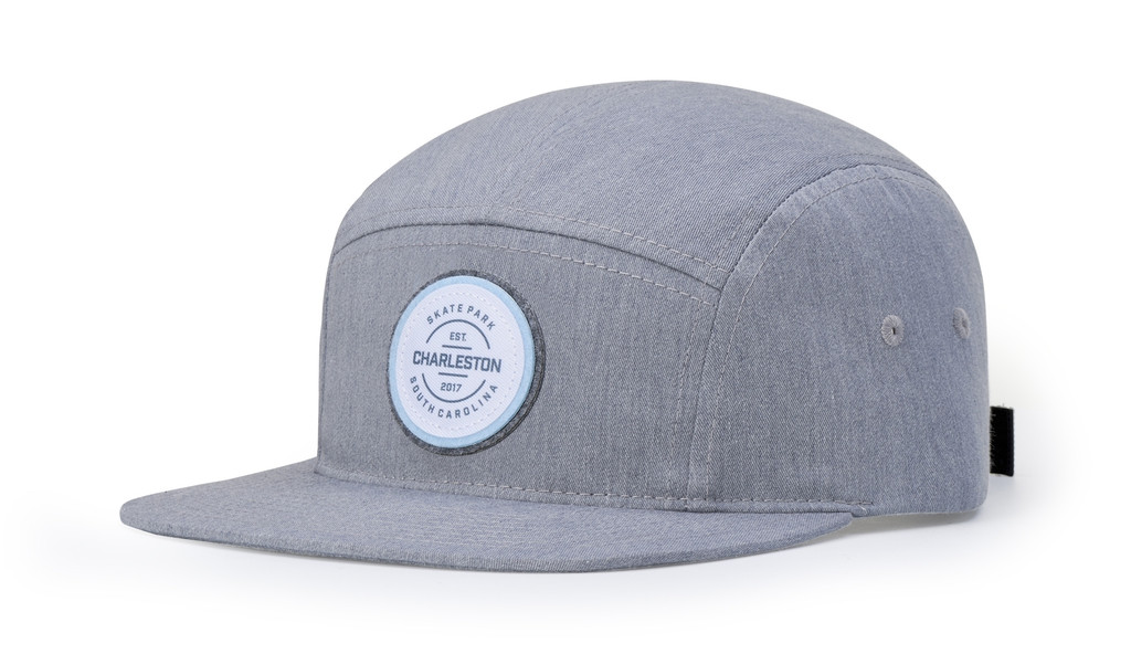 Richardson 217 Macleay Camper's Flat Bill Hat