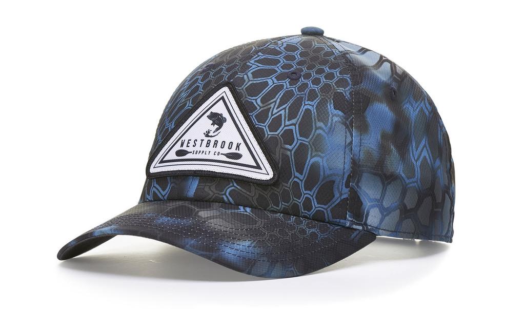 Richardson 870 Unstructured Performance Camo Hat