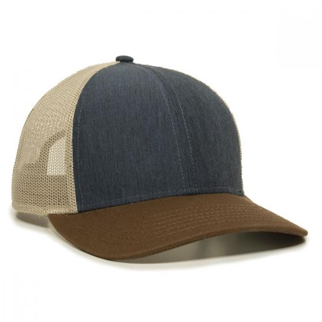 Outdoor Cap OC770 Premium Low Profile Trucker Hat