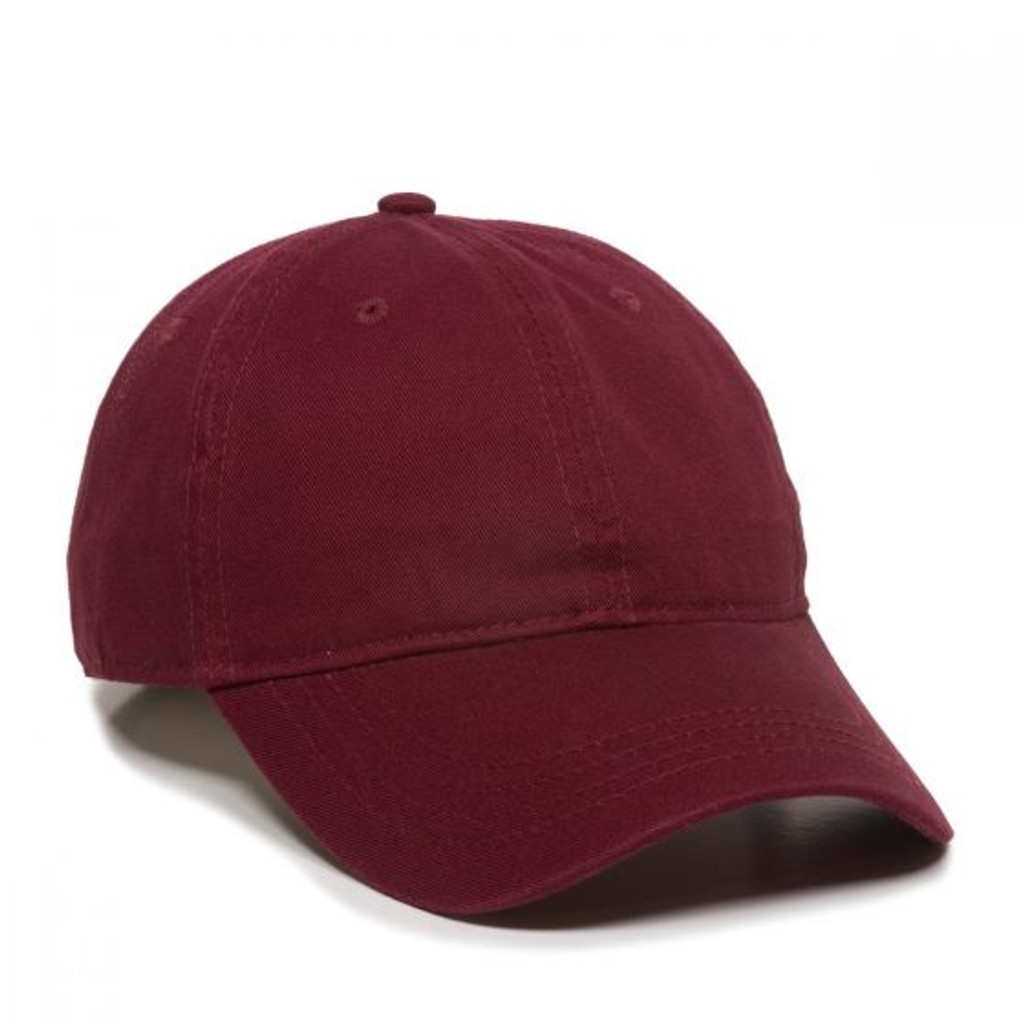 Outdoor Cap GWT-111 Unstructured Garment Washed Adjustable Hat