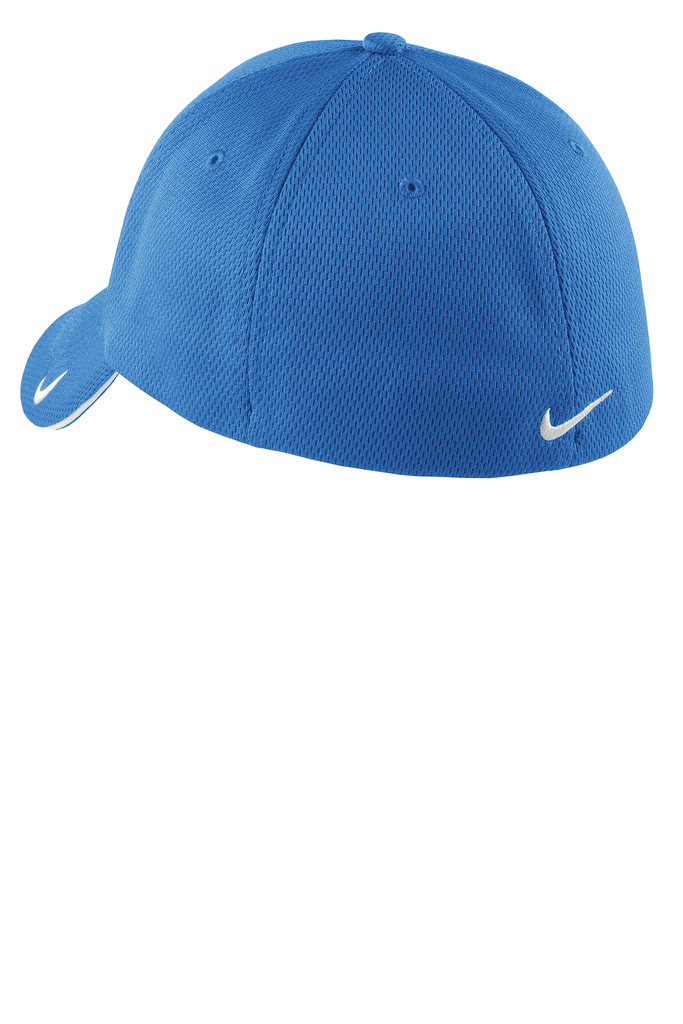Nike 333115 Dri-FIT Mesh Swoosh Flex Sandwich Cap
