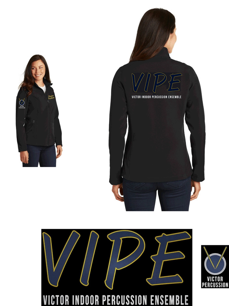 Port Authority® L317 Women's Core Soft Shell Jacket VIPE