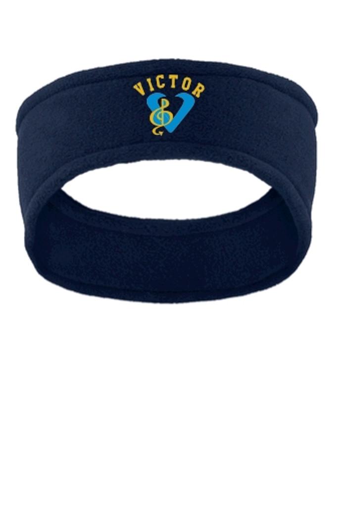 Fleece Ear Band with Embroidered Logo, VBAND