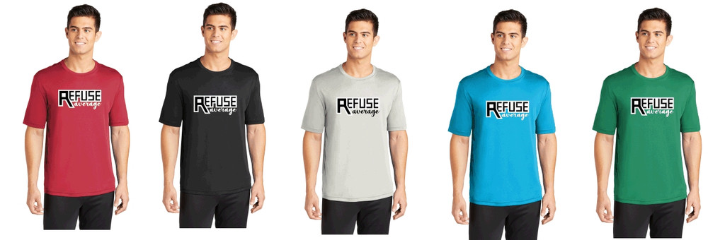 Performance T w/ Printed Logo, Adult, TALL_TRAINER