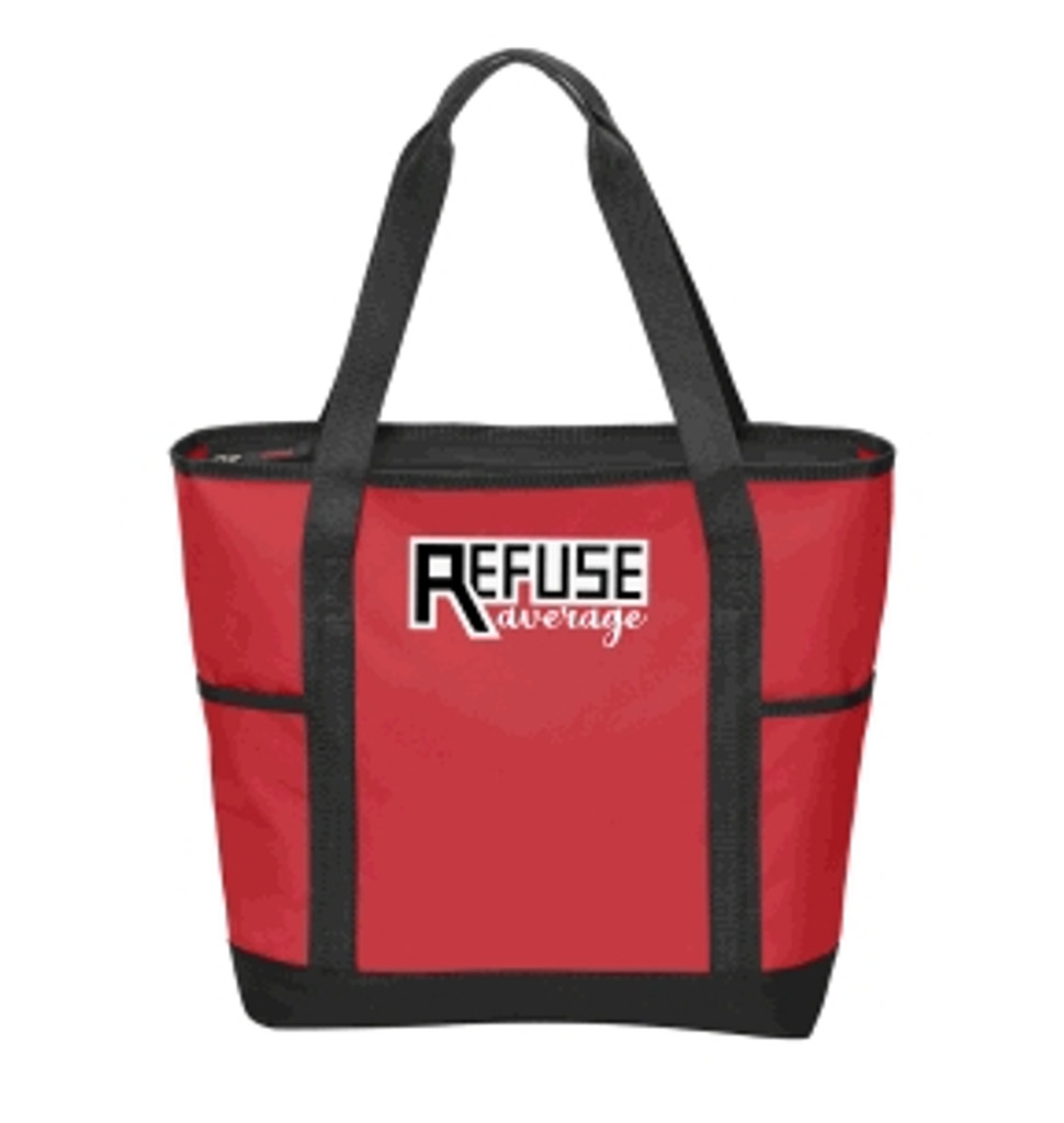 Tote Bag w/ embroidered logo, TALL_T