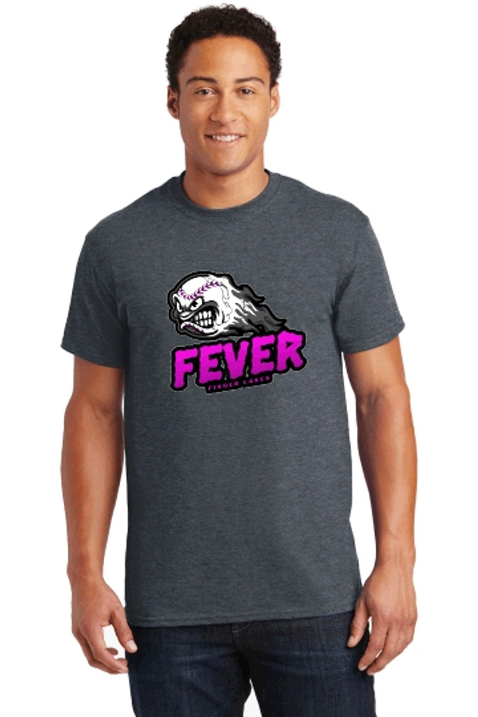 Cotton t shirt w/ printed logo, Adult, FL FEVER
