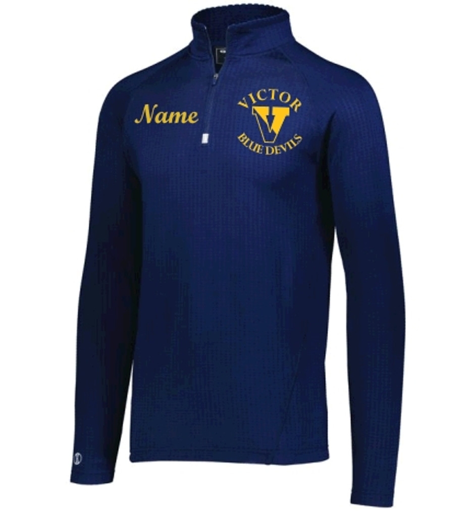 Lightweight pullover w/ Embroidered Logo VICTOR DFS