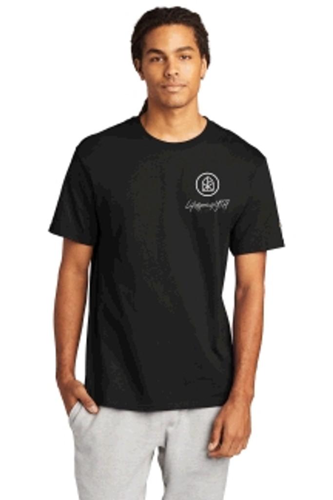 "Champion Cotton Adult T shirt w/ Printed ""YTH"" Logo LIFESPRING"