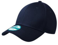 New Era® Structured Cap, Adjustable - Includes Embroidery