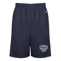 Mesh shorts w/  Pockets and Logo