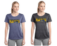 Performance T-shirt, Women's Sized w /Printed Logo