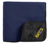 Fleece/Nylon Blanket w/ Embroidered Logo