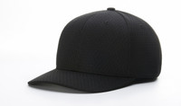 Richardson Pro Mesh Umpire Base Cap, 8 Rows of Stitching, Navy or Black