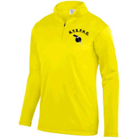 Wicking Fleece Pullover w/ Embroidered Logo - 3 COLORS