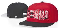 Richardson #510 Flat Bill Snap Back Baseball Hat