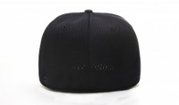 Richardson Pro Mesh Combo Umpire Hat, Navy or Black
