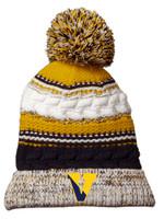 """Winter """"Chunky-Knit"""" Beanie w/ Pom Pom VICTOR DFS"""