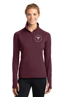 Women's 1/4 Zip Stretch Pullover RITCHST