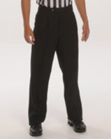 Smitty BKS-270 Flat-Front Men's Basketball/Wrestling Referee Pants