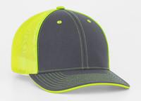 Pacific Headwear 404M Universal Fit Trucker Hat