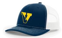 Trucker Hat w/ Embroidered Logo