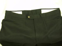 Smitty BKS-276 Flat-Front Women's Basketball Referee Pants
