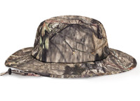 Pacific Headwear 1948 Active Sport Mossy Oak Boonie Sun Hat