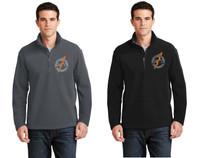Port Authority® F218 Fleece 1/4-Zip Pullover