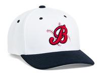 Pacific Headwear #498F M2 Performance Universal Fit Baseball Hat