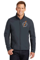 Port Authority® J317 Core Soft Shell Jacket w/ Embroidered Logo