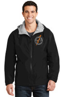Port Authority® Full-Zip Lined Jacket w/ Embroidered Logo
