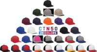 Outdoor Cap CTN50 Superior Twill Snapback Baseball Hat