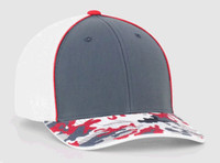 Pacific Headwear 402F Glamo Trucker Mesh Hat