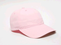 Pacific Headwear 222C Ladies Brushed Cotton Twill Hook-and-Loop Hat