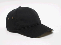 Pacific Headwear 350C Enzyme Washed Unstructured Buckle Back Hat