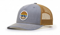Richardson 112FP Five Panel Snapback Trucker Hat