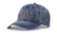 Richardson 382 Snow Washed Unstructured Adjustable Hat