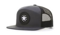 Richardson 168 7 Panel Trucker Snapback Adjustable Hat