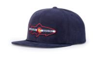 Richardson 253 Timberline Flat Bill Hat
