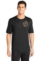 Performance T-Shirt w/ Printed Logo, Adult RITPA