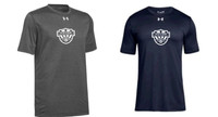 Under Armour Locker Performance T-Shirt w/ Printed Logo