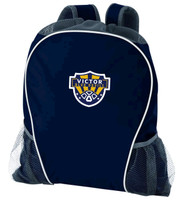 Rig backpack - Padded shoulder straps & embroidered logo VSOCCER