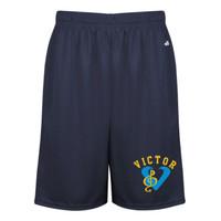 Mesh shorts w/  Pockets and Logo VBAND