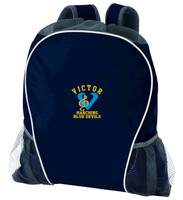 Rig backpack - Padded shoulder straps & embroidered logo VBAND
